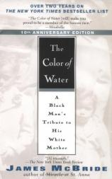 the color of water - Color Of Water Book